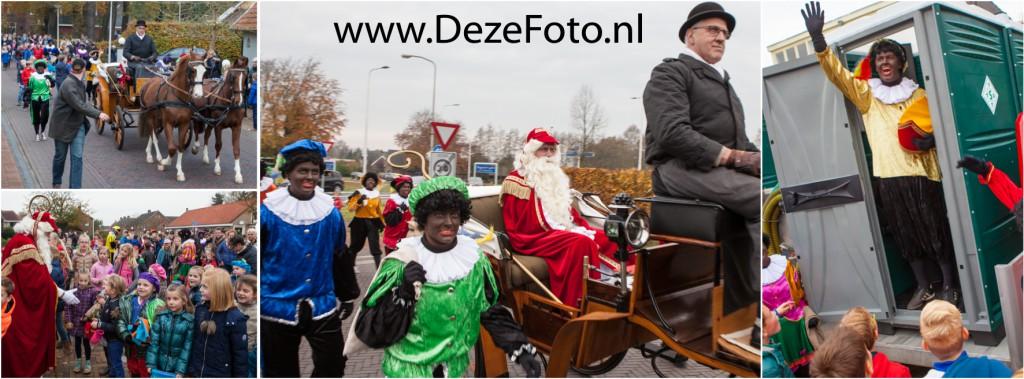 Gezellige Sinterklaasintocht  Deurningen