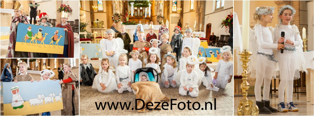 Kindje wiegen Plechelmuskerk Deurningen 2014